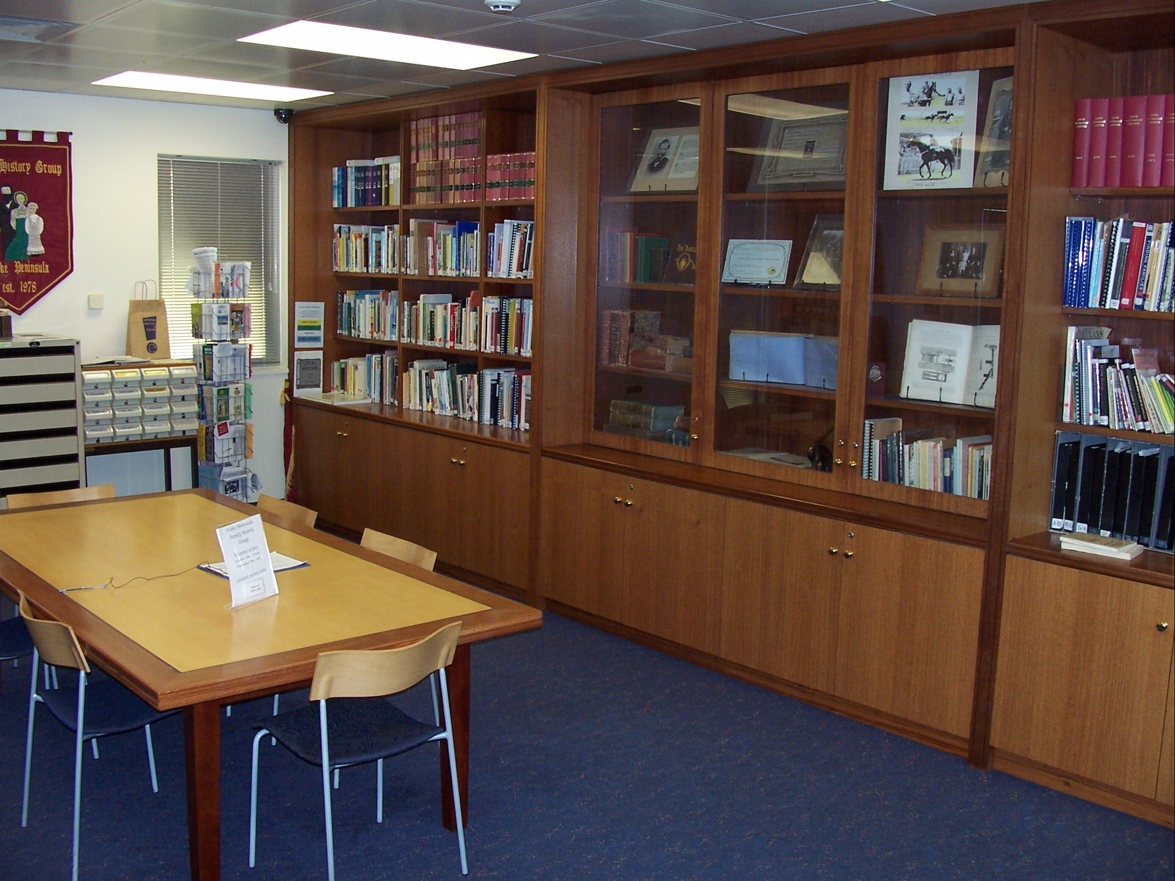 Local History Room - Accommodation Port Macquarie