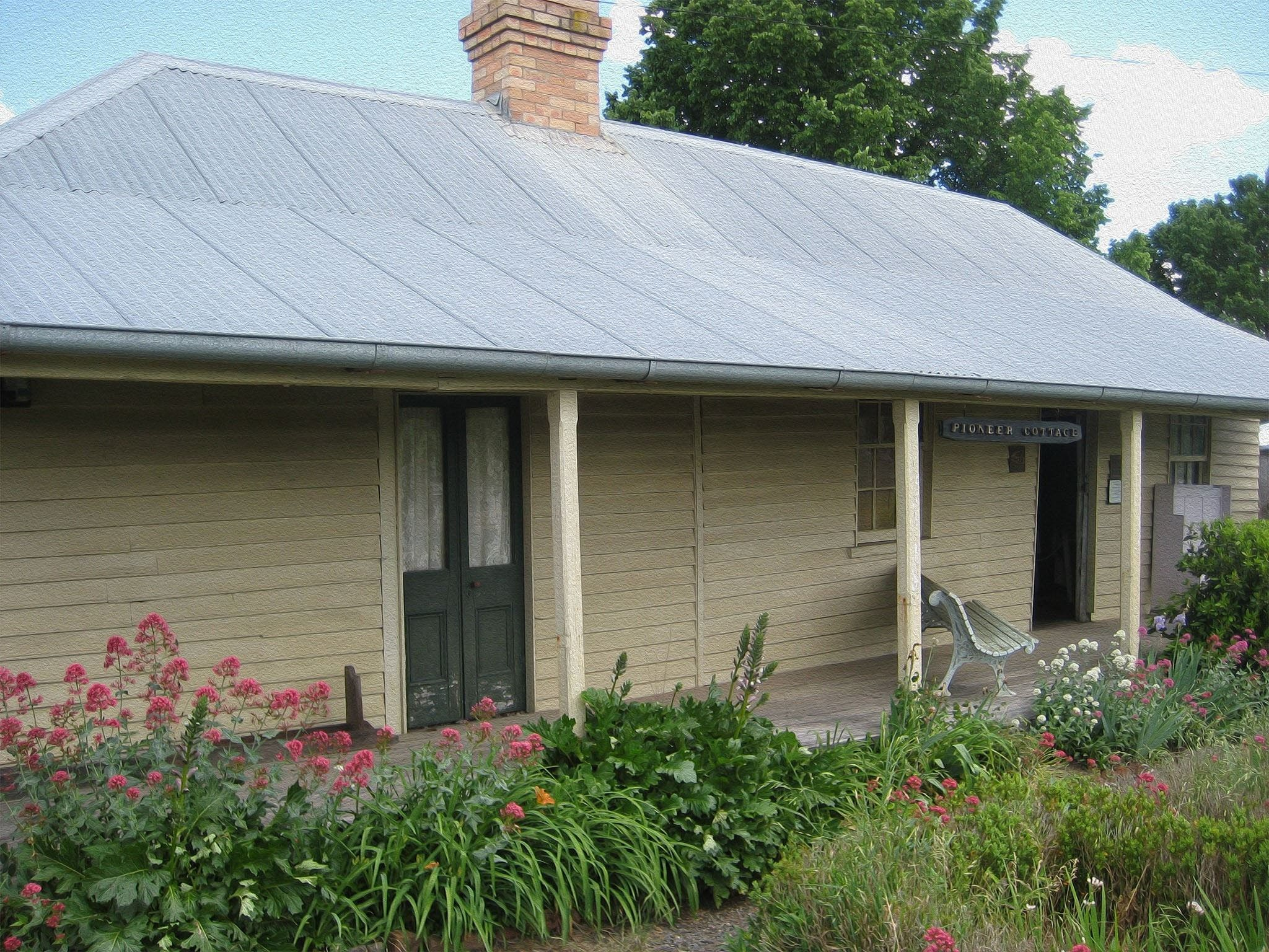 Pioneer Cottage and Museum - Accommodation Port Macquarie