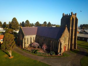 St John's Anglican Church Port Fairy - Accommodation Port Macquarie