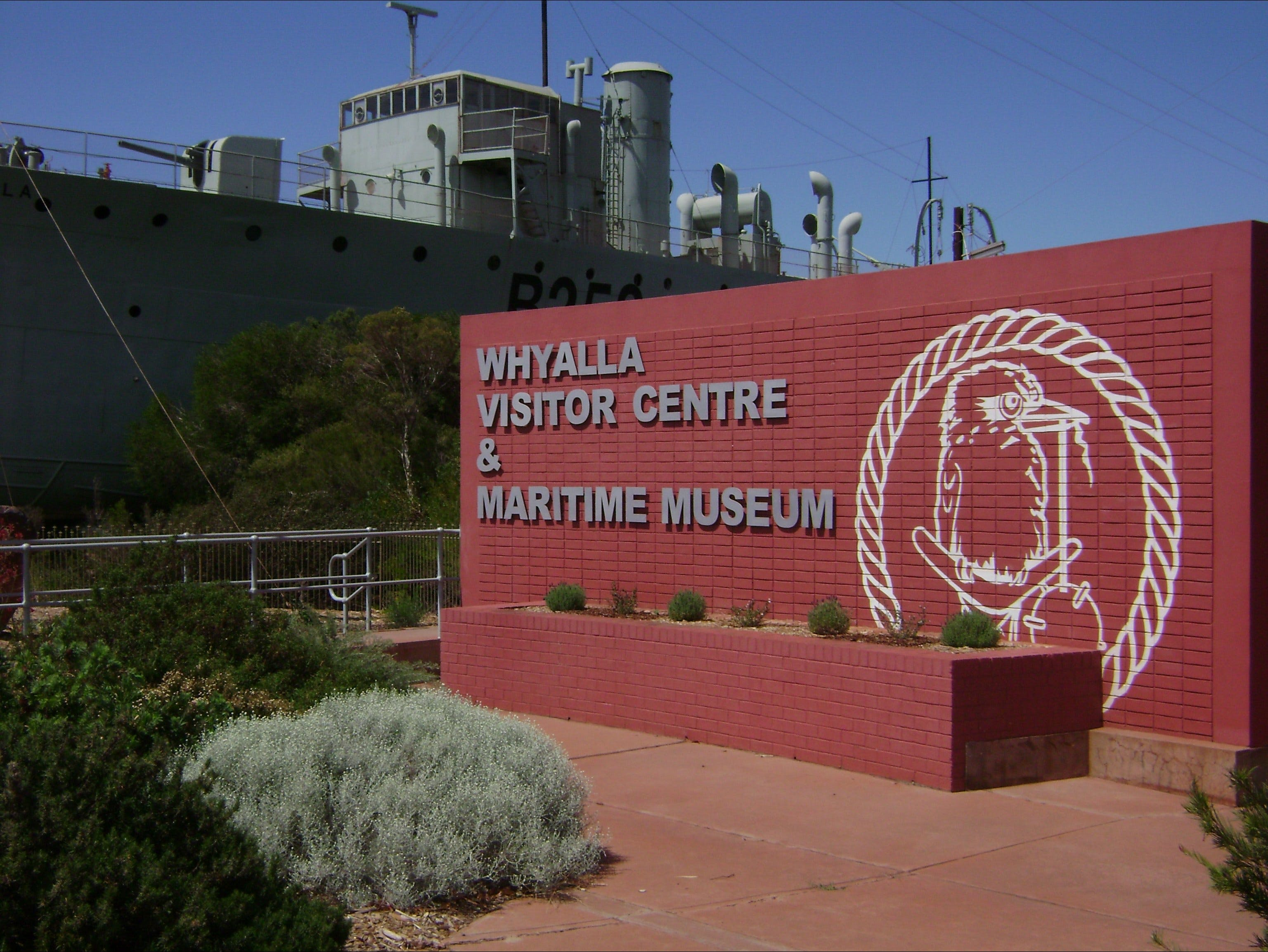 Whyalla Maritime Museum - Accommodation Port Macquarie