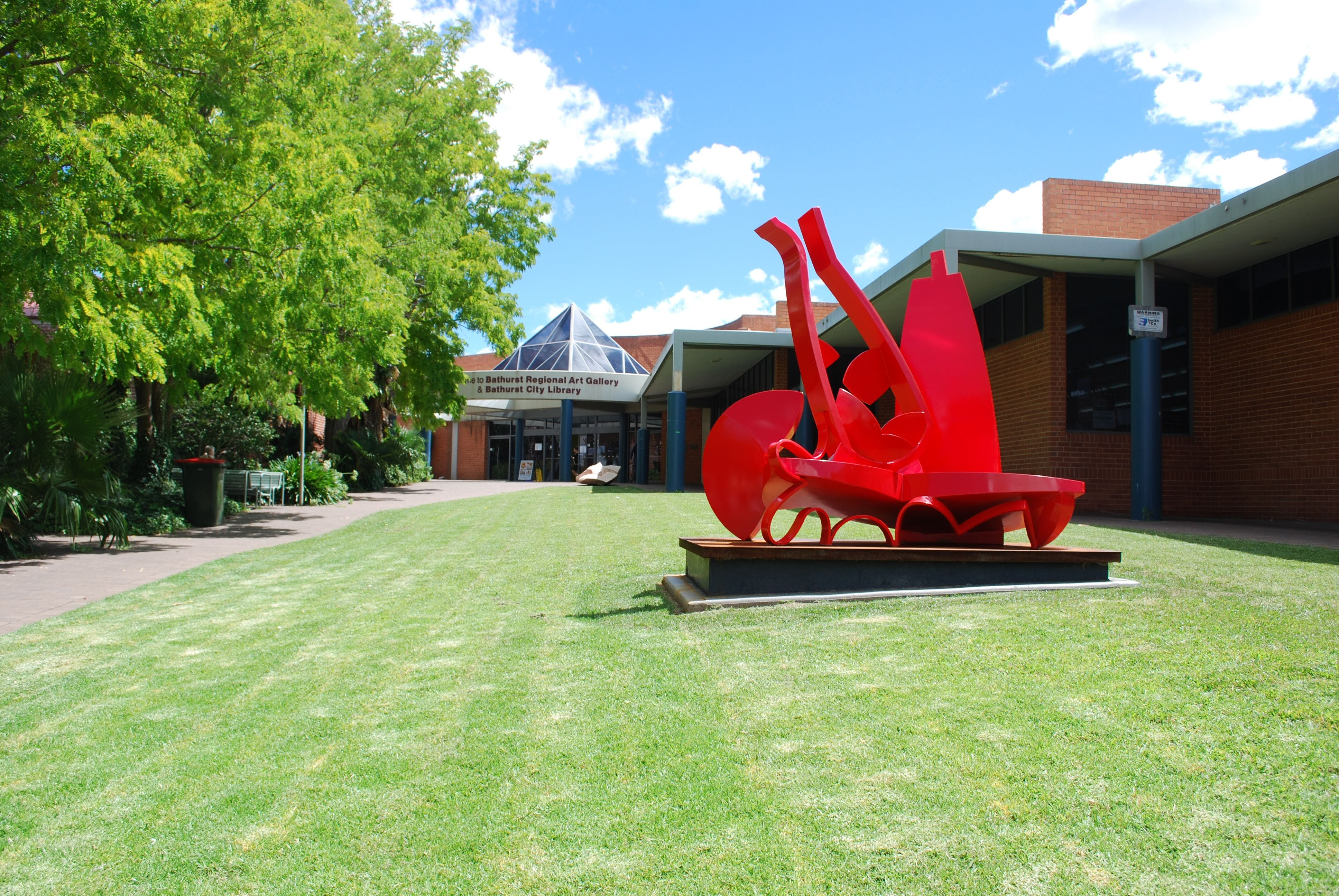 Bathurst Regional Art Gallery - Accommodation Port Macquarie