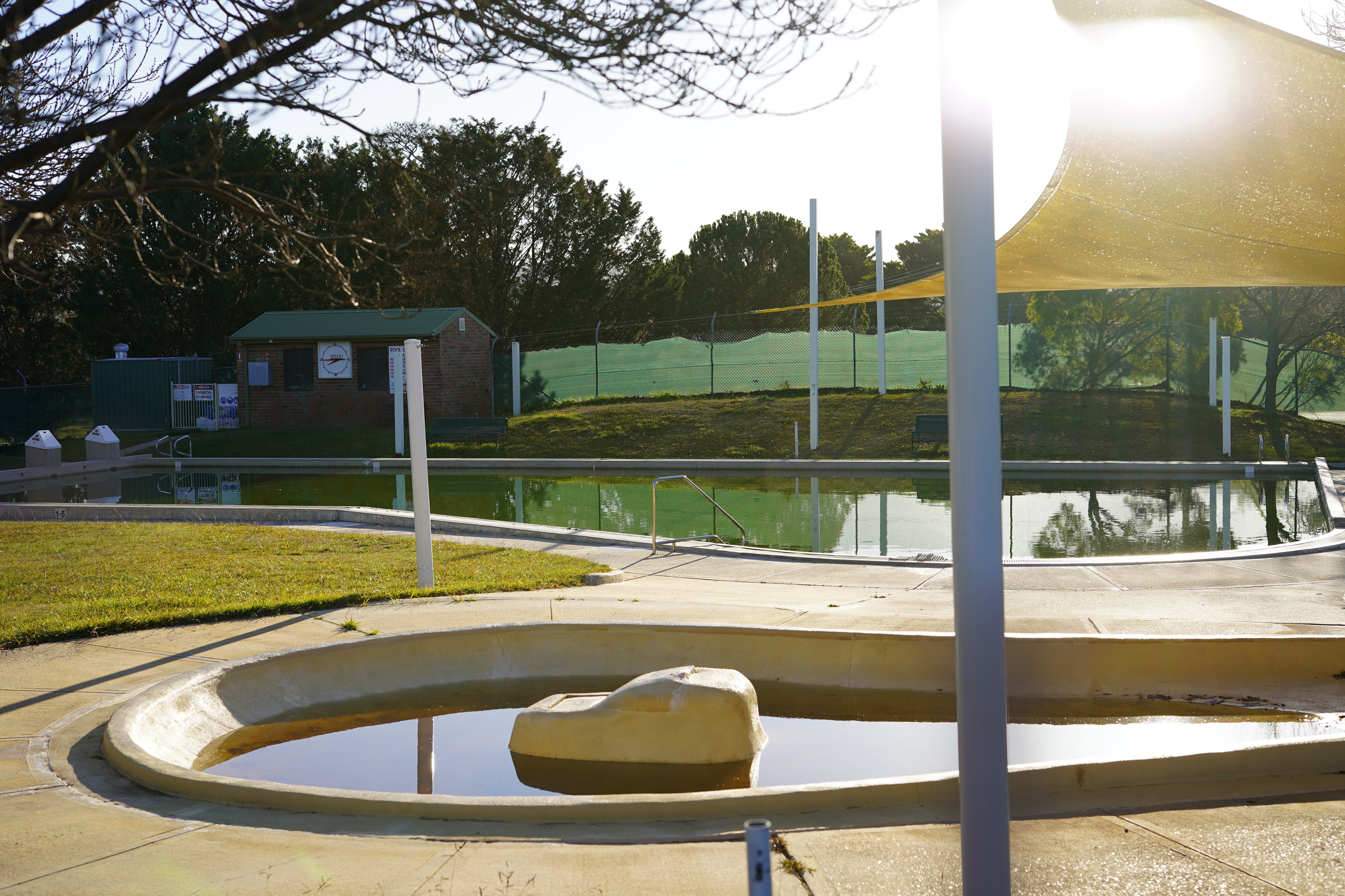 Bungendore Pool - Accommodation Port Macquarie
