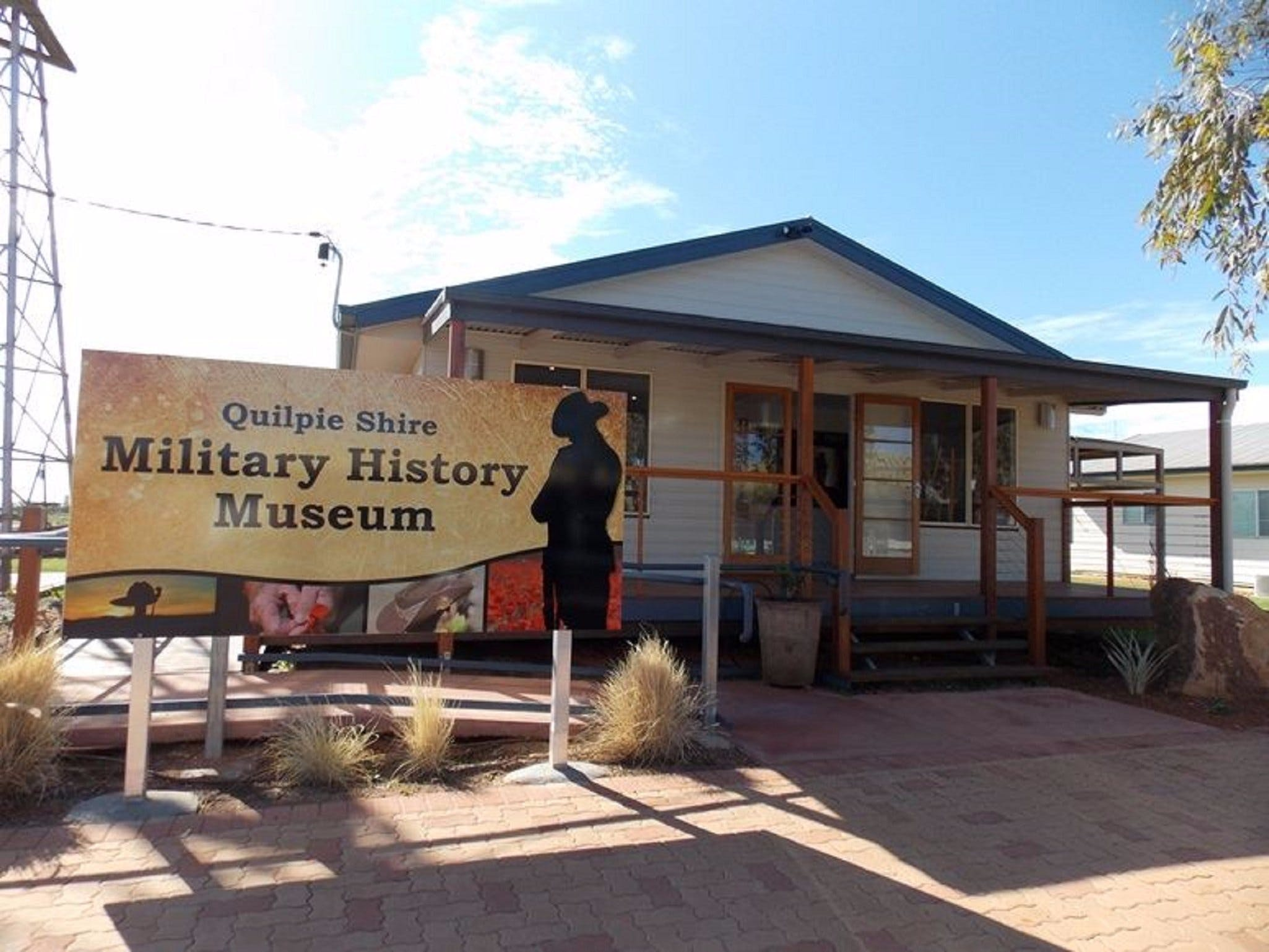 Quilpie Shire Military History Museum - Accommodation Port Macquarie