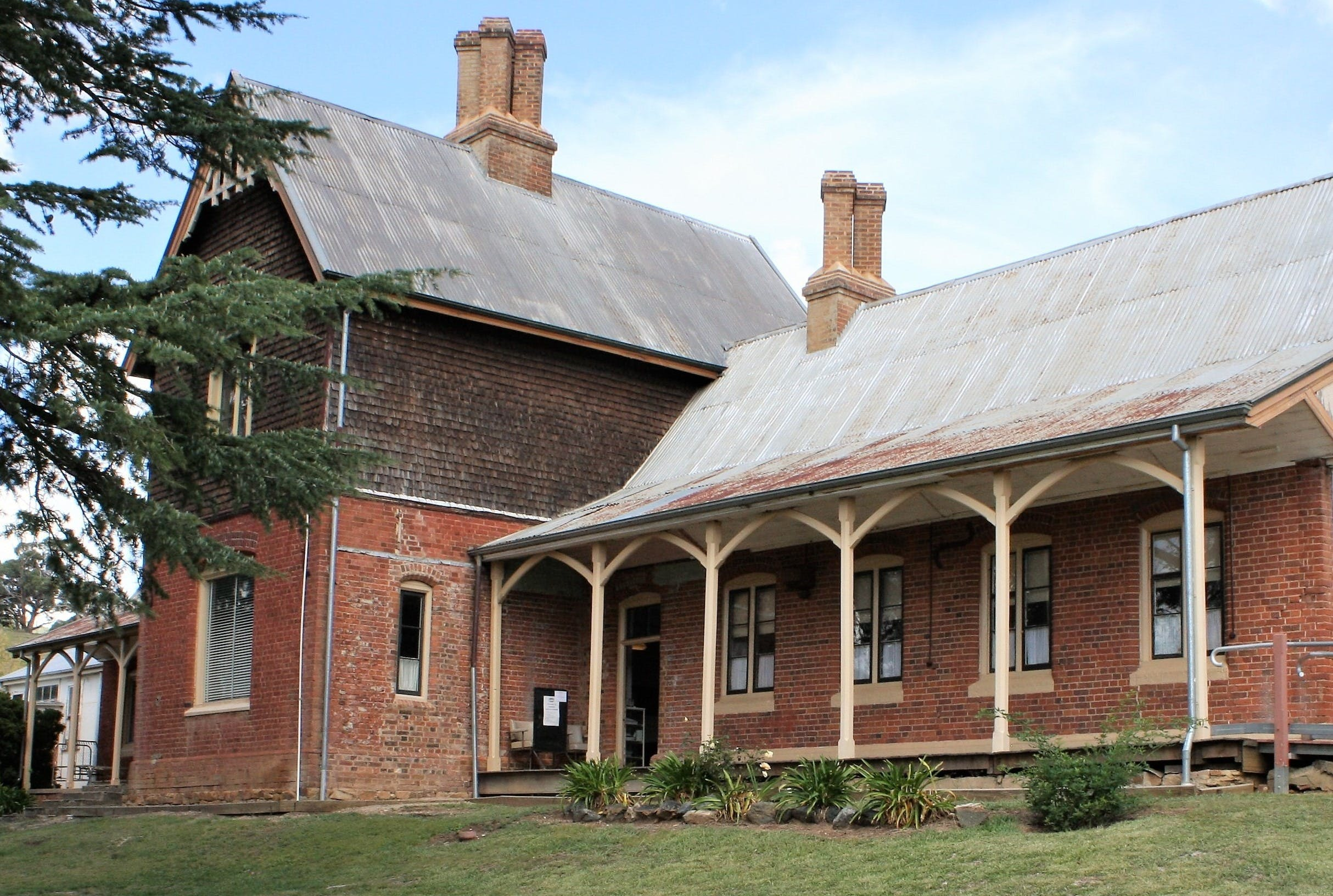 Carcoar Hospital Museum - Accommodation Port Macquarie