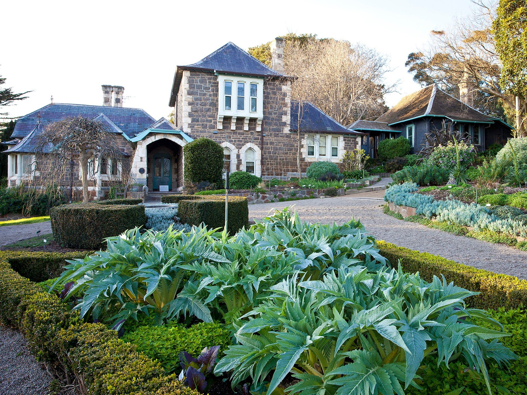 Heronswood House and Garden - Accommodation Port Macquarie