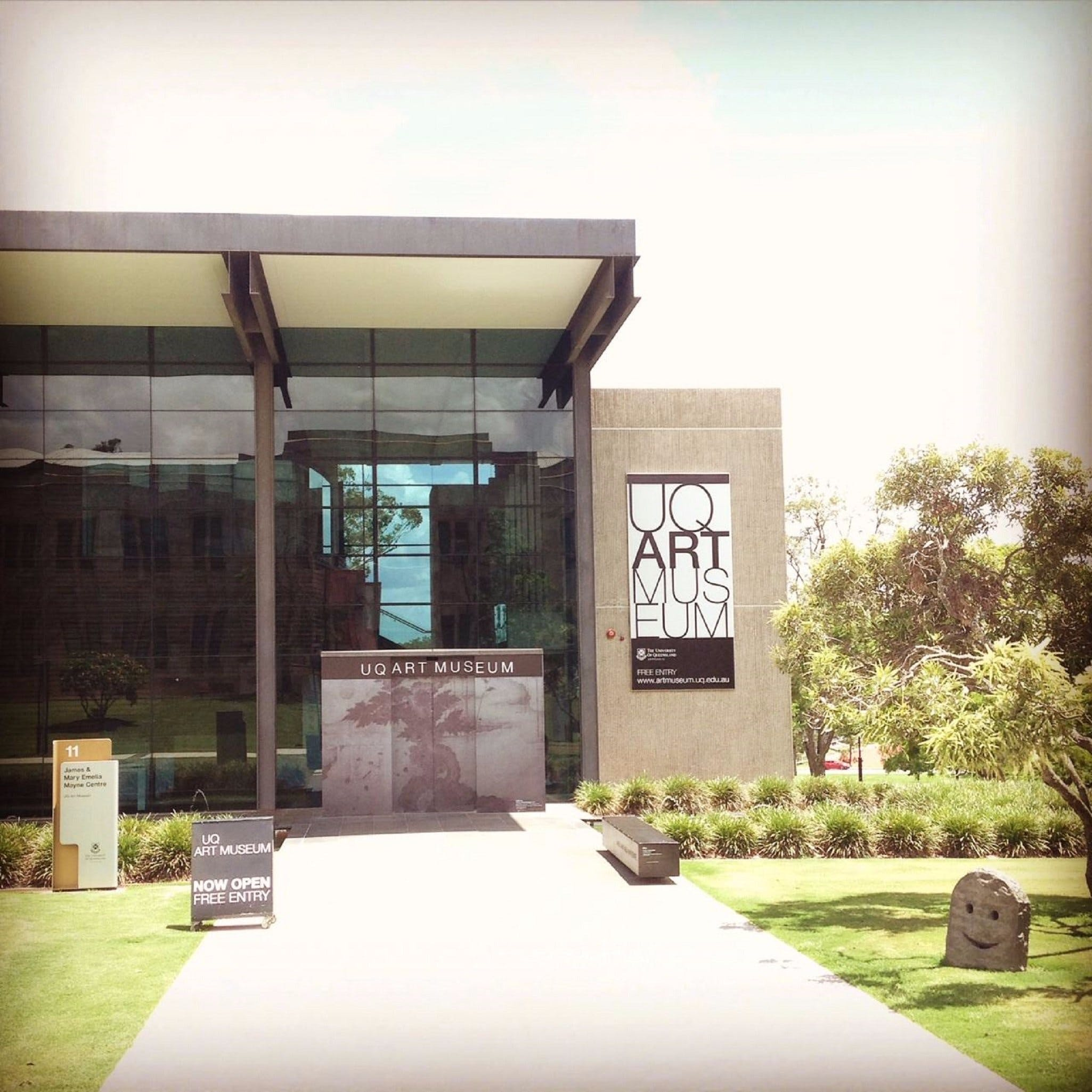 UQ Art Museum - Accommodation Port Macquarie