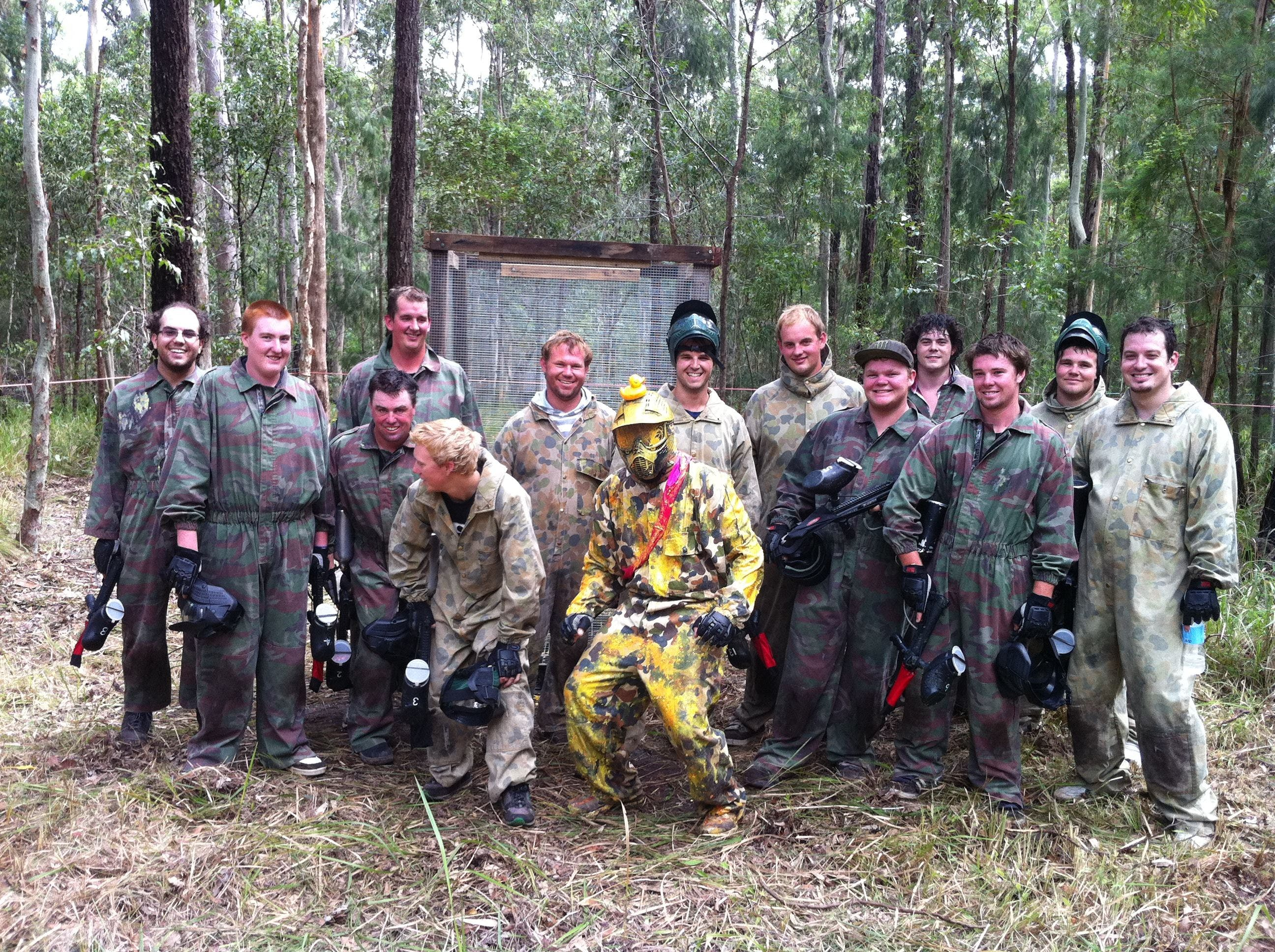 Mid North Coast Paintball - Accommodation Port Macquarie
