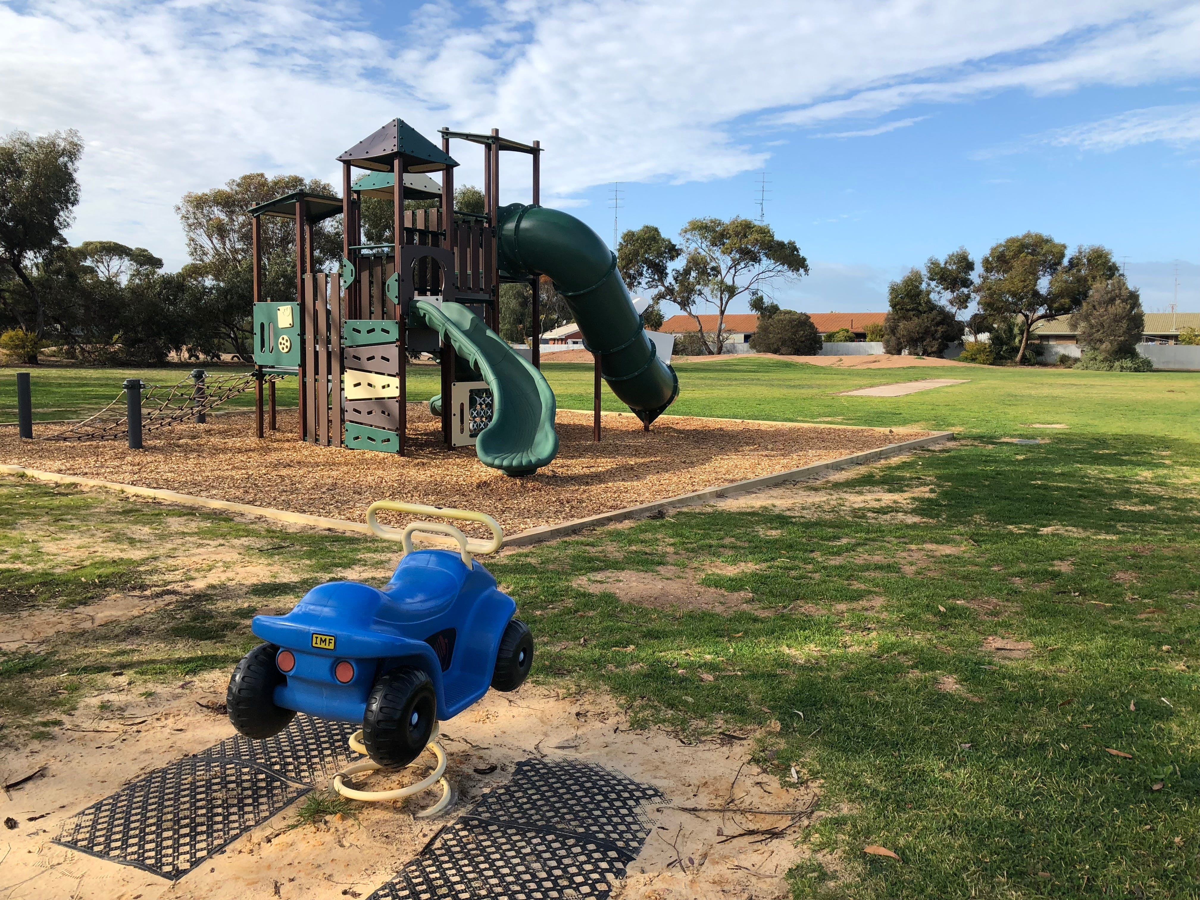 New Town Playground - Accommodation Port Macquarie