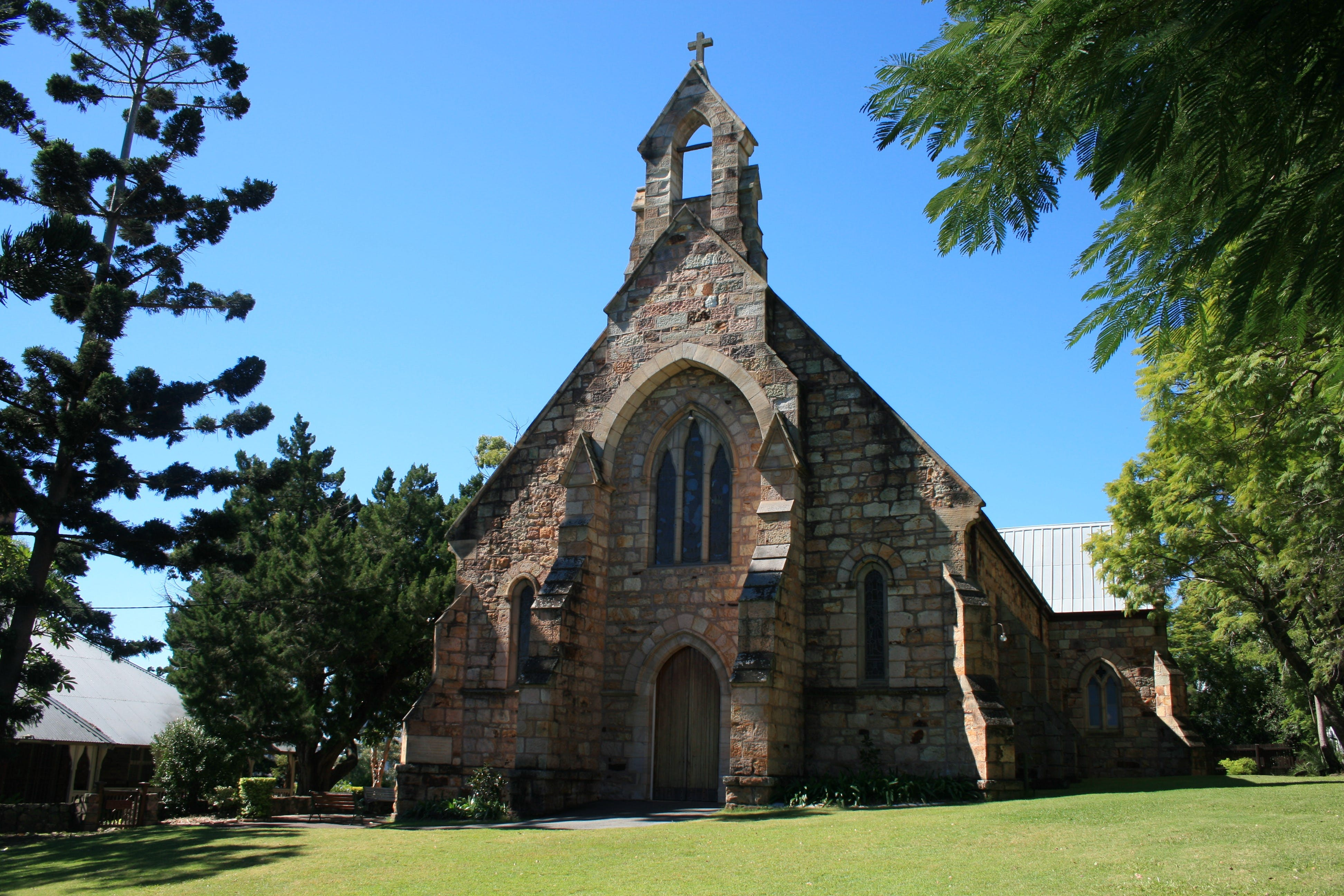 St Marys Anglican Church Memorial Chapel - Accommodation Port Macquarie