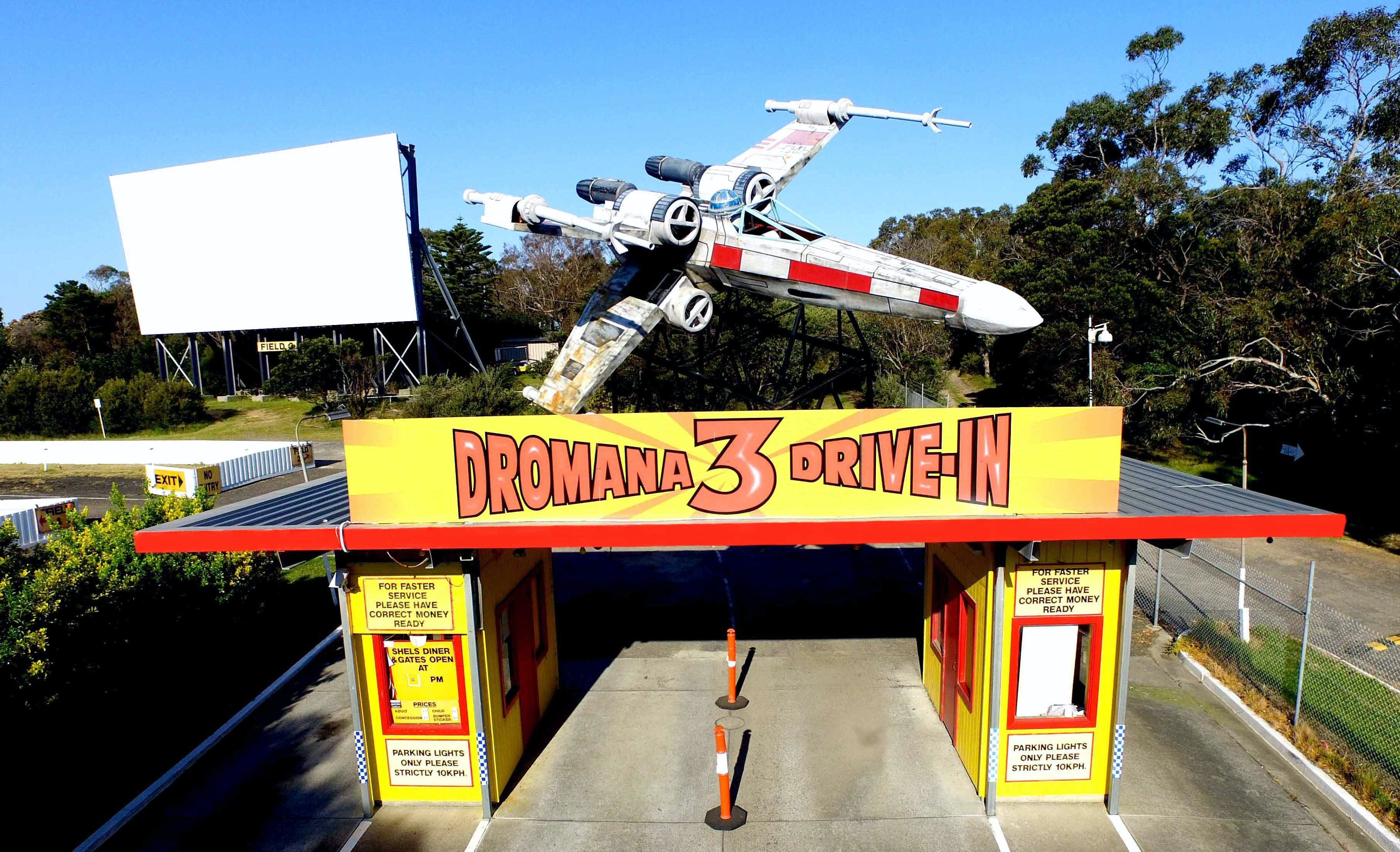 Dromana 3 Drive In - Accommodation Port Macquarie