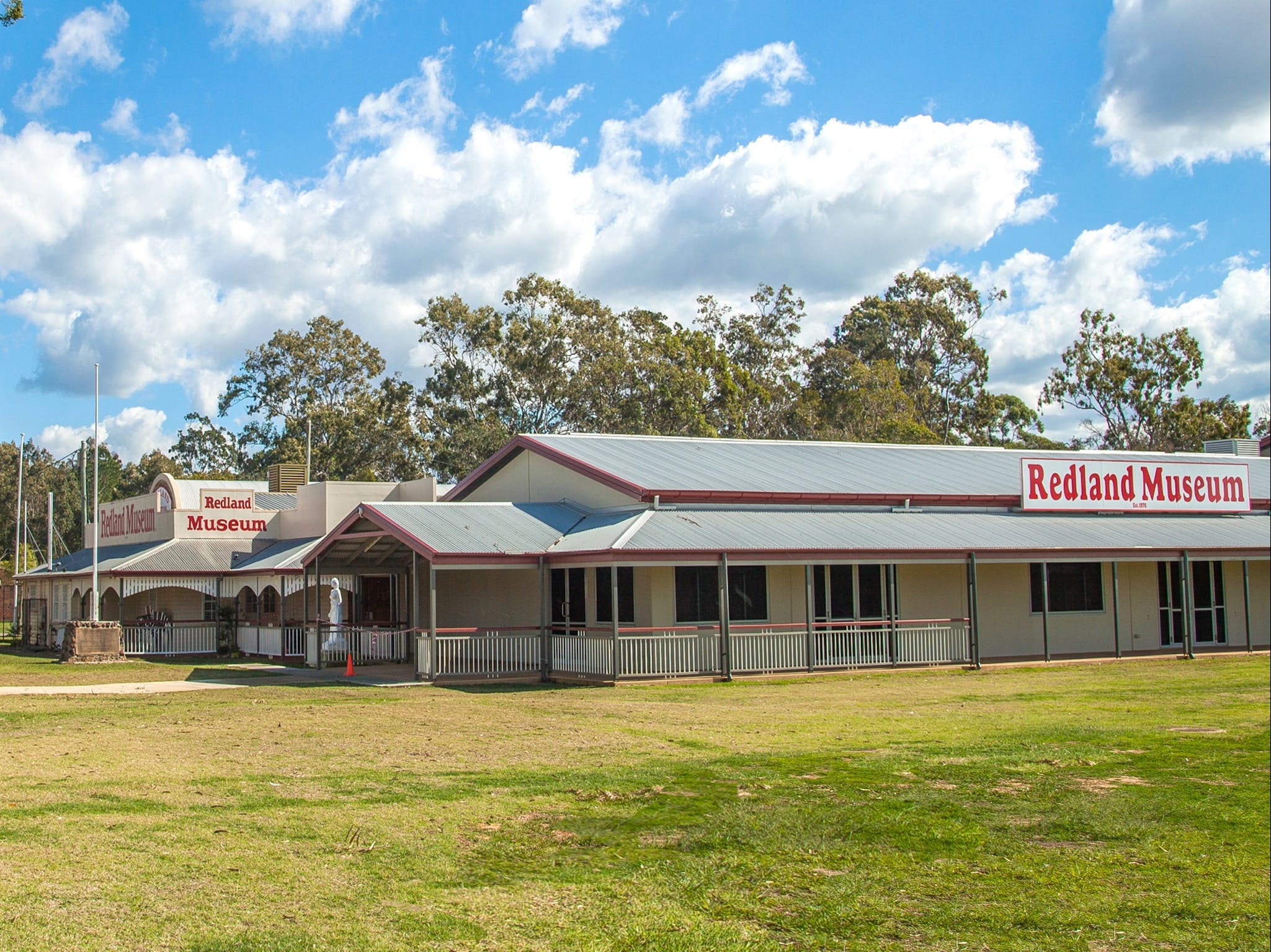 Redland Museum Inc - Accommodation Port Macquarie