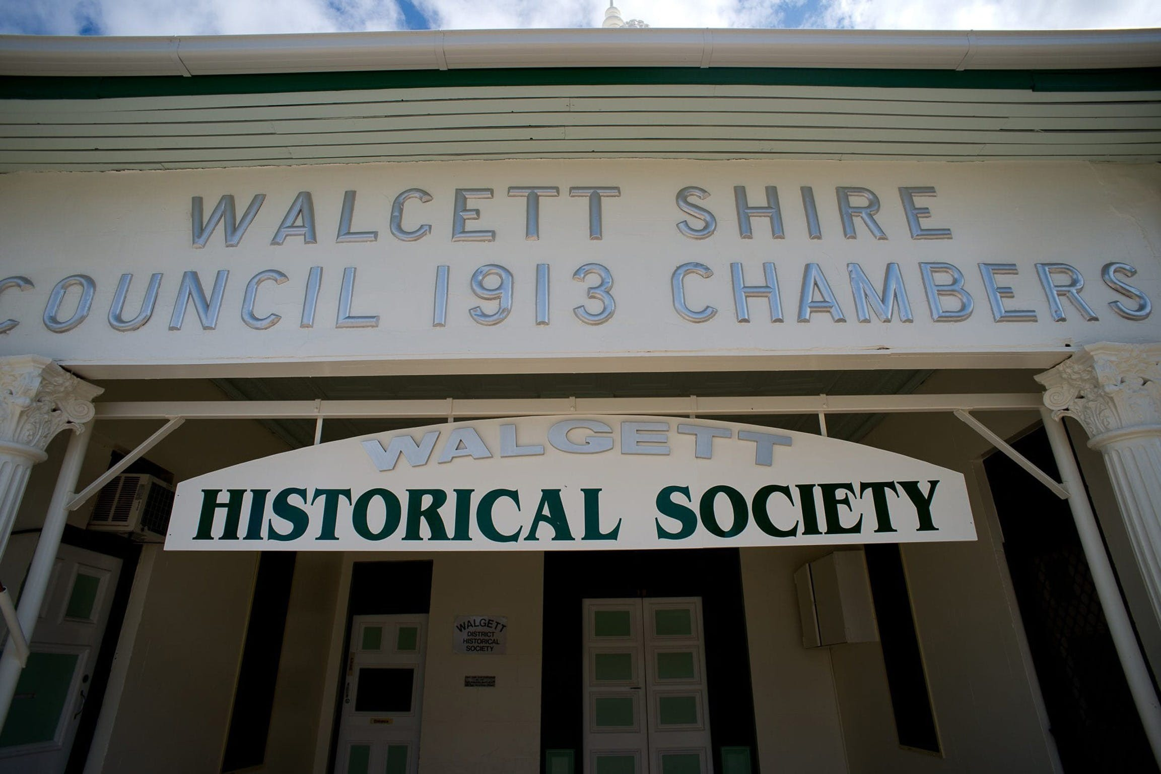 Walgett Historical Society - Accommodation Port Macquarie