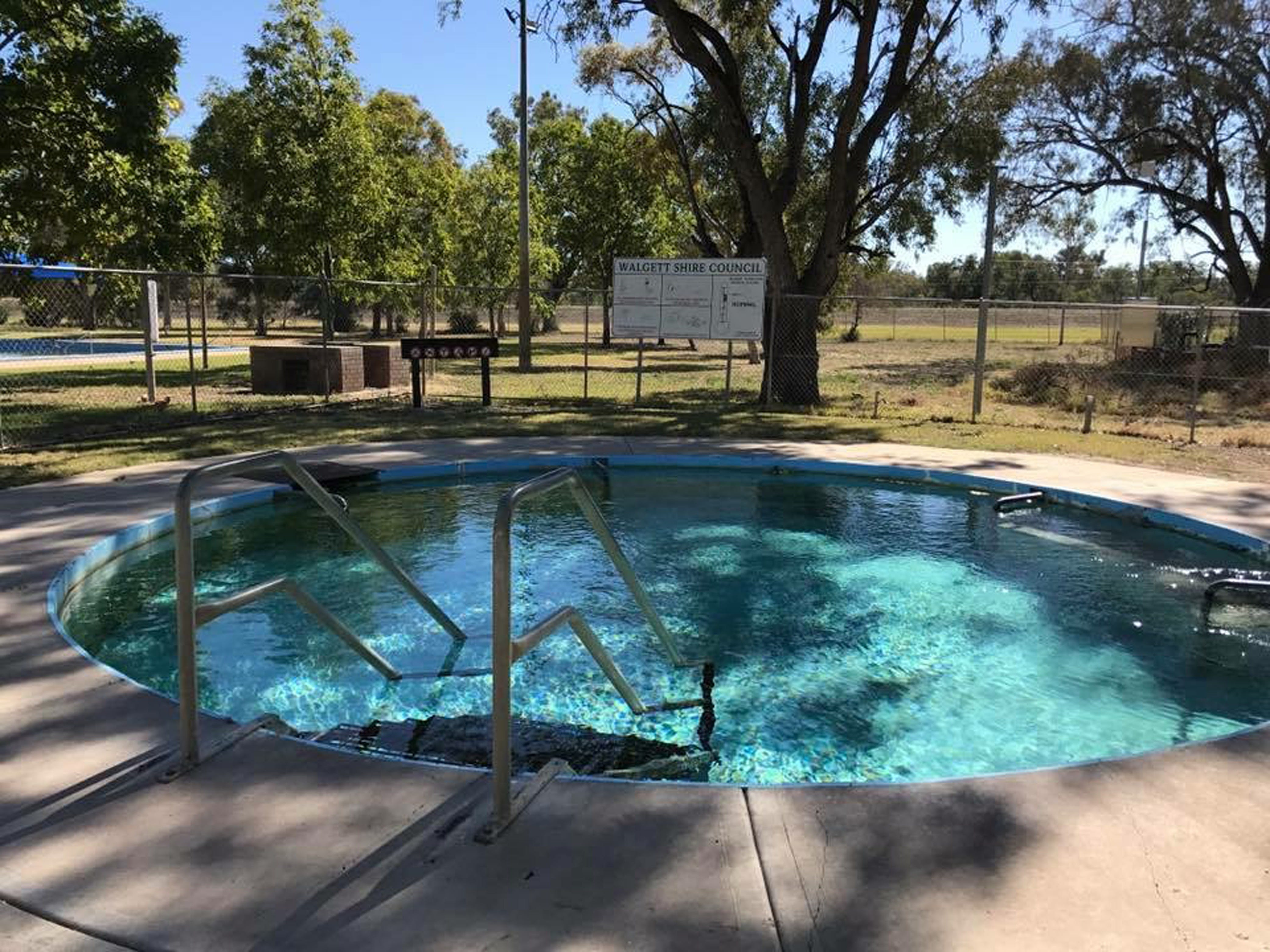 Walgett Artesian Bore Baths - Accommodation Port Macquarie