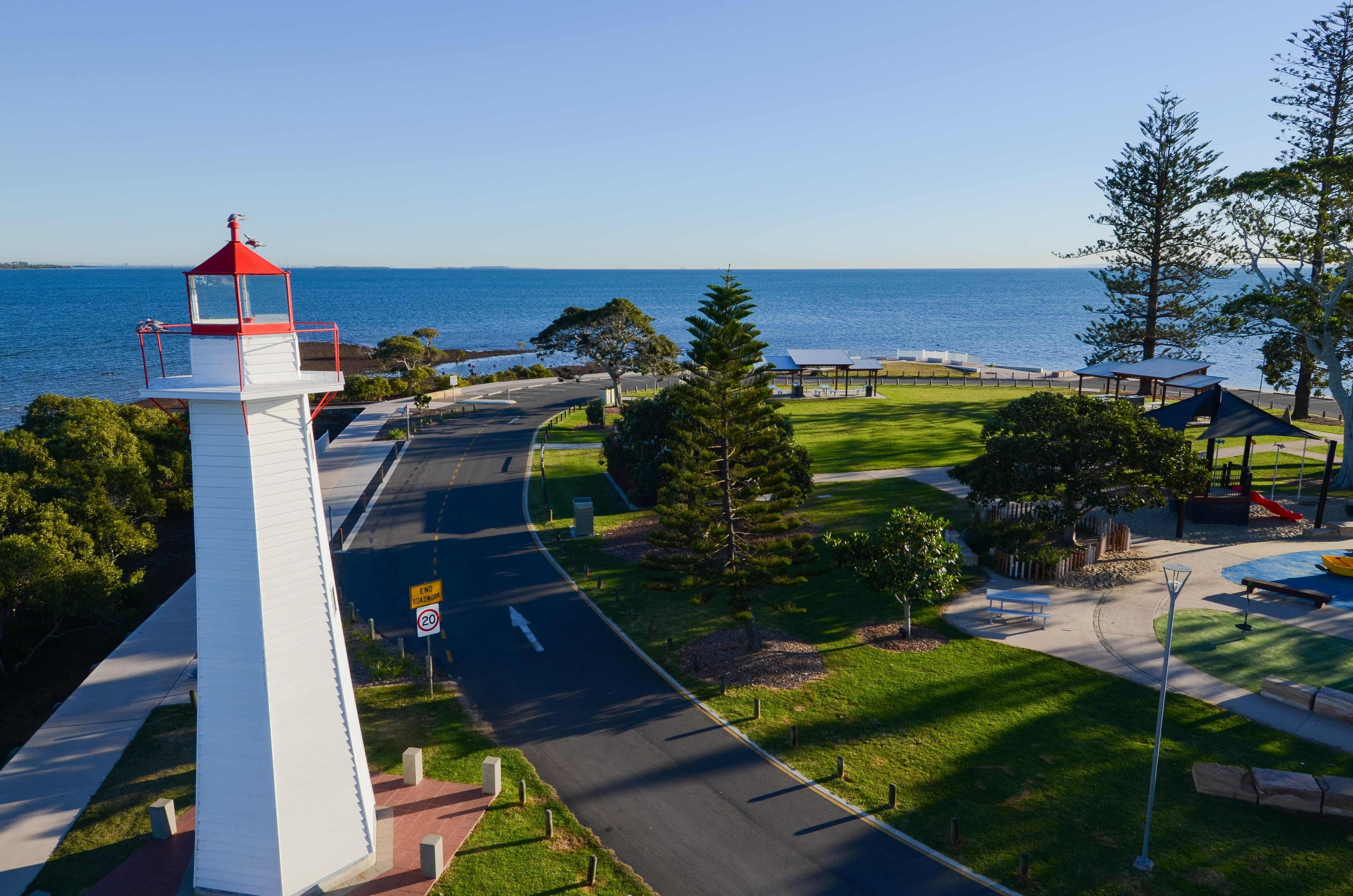 Cleveland Point Reserve - Accommodation Port Macquarie