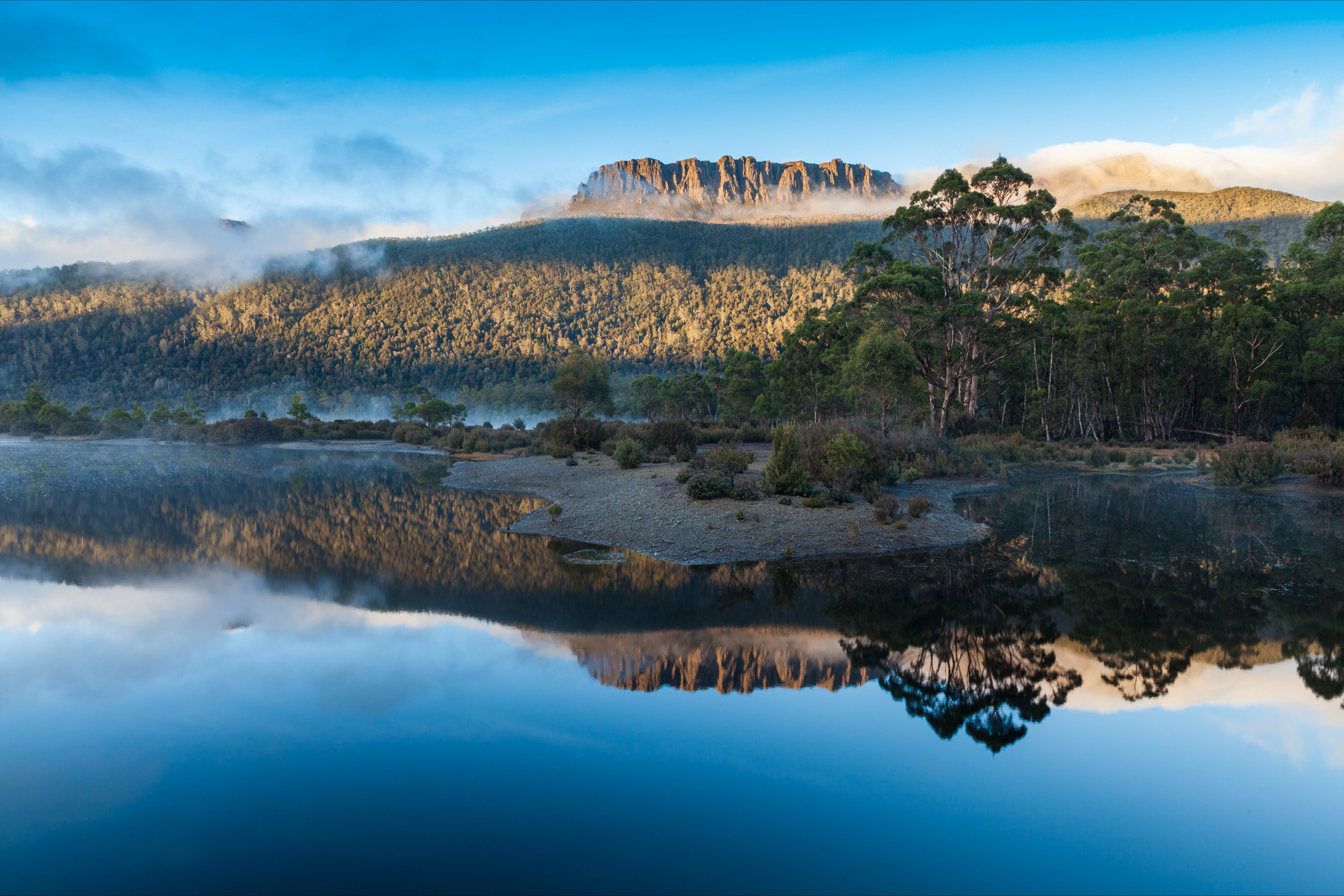 Lake St Clair Cradle Mountain  - Lake St Clair National Park - Accommodation Port Macquarie