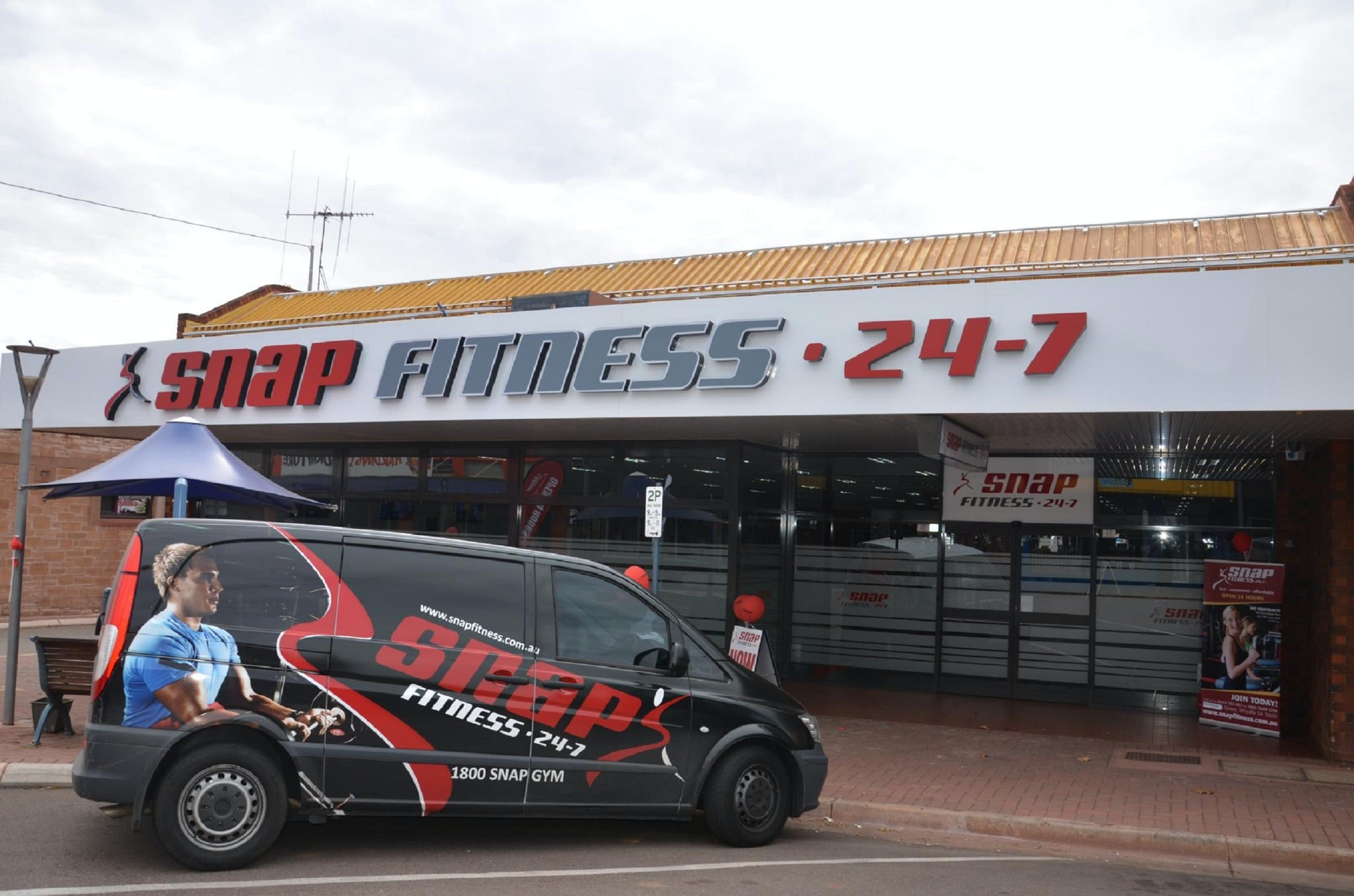 Snap Fitness Whyalla 24/7 gym - Accommodation Port Macquarie