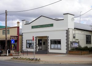 Braidwood Visitors Information Centre at the Theatre - Accommodation Port Macquarie