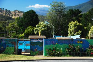 Eildon Outdoor Swimming Pool - Accommodation Port Macquarie