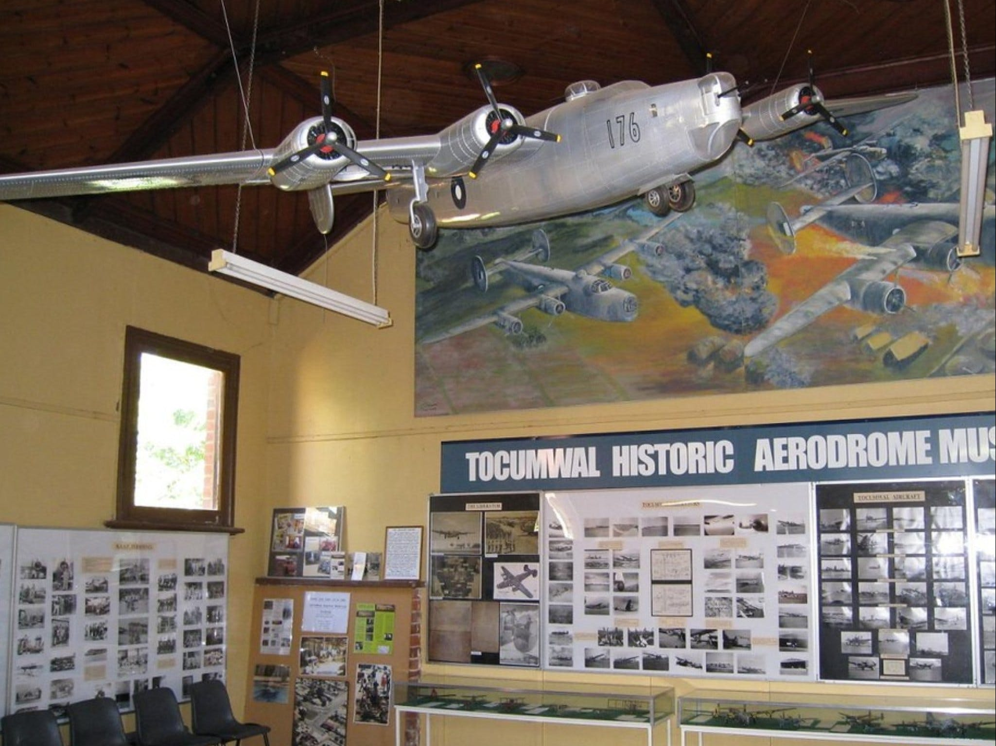 Tocumwal Historic Aerodrome Museum - Accommodation Port Macquarie