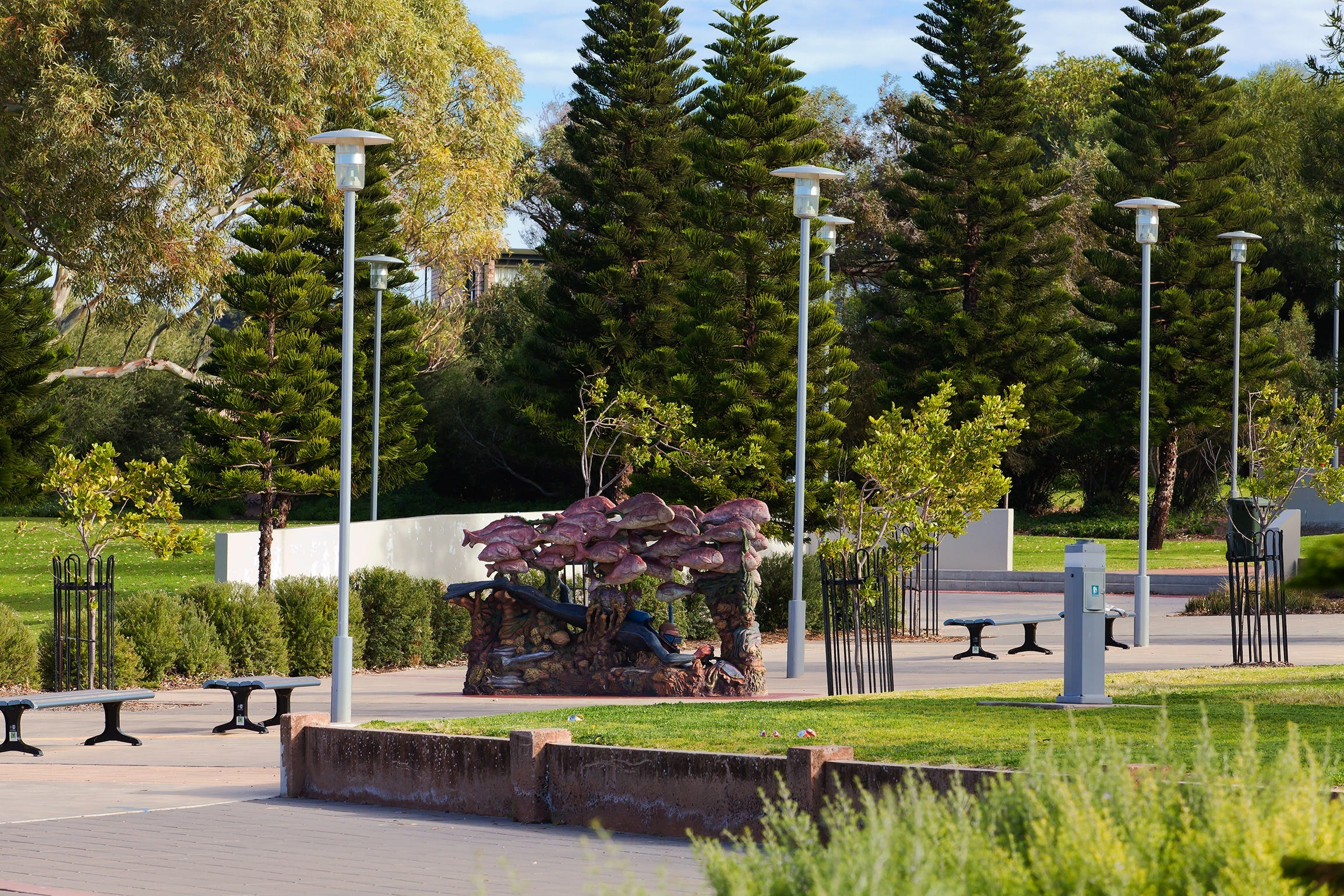 Whyalla Foreshore and Marina - Accommodation Port Macquarie