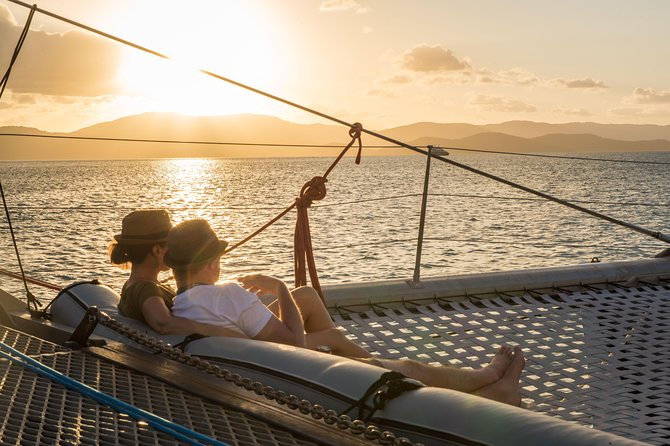 Sunset Sail In The Whitsundays - Accommodation Port Macquarie