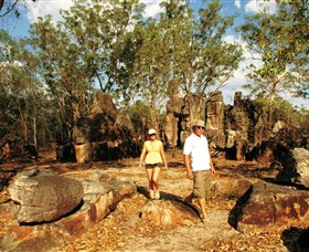 The Lost City - Litchfield National Park - Accommodation Port Macquarie