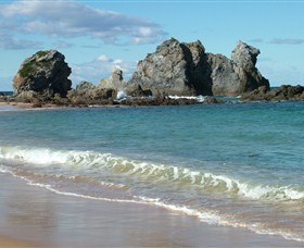 Camel Rock - Accommodation Port Macquarie