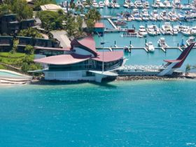Hamilton Island Yacht Club - Accommodation Port Macquarie
