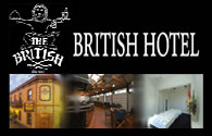 British Hotel - Accommodation Port Macquarie