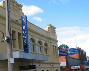 Crown Hotel Lilydale - Accommodation Port Macquarie