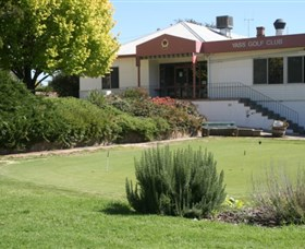 The Yass Golf Club - Accommodation Port Macquarie