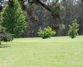Inverell Golf Club - Accommodation Port Macquarie