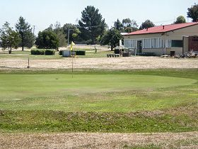 Campbell Town Golf Club - Accommodation Port Macquarie