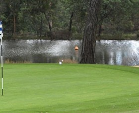 Hepburn Springs Golf Club - Accommodation Port Macquarie