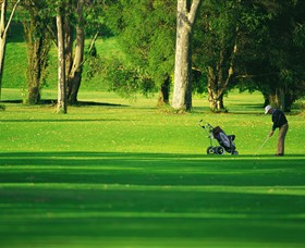 Foster Golf Club - Accommodation Port Macquarie