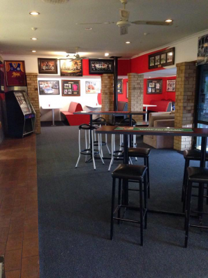 The Back Page Sports Bar  Grill - Accommodation Port Macquarie