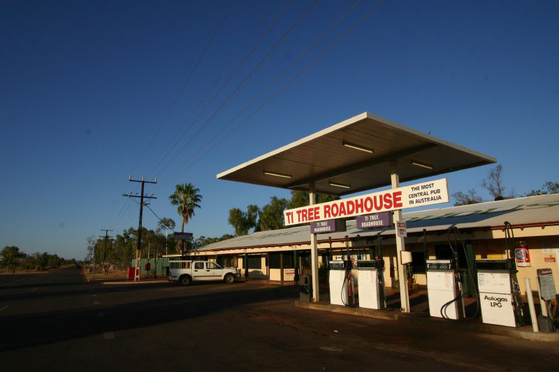 Ti Tree Roadhouse - Accommodation Port Macquarie