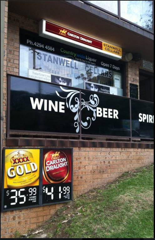 Stanwell Cellars - Accommodation Port Macquarie