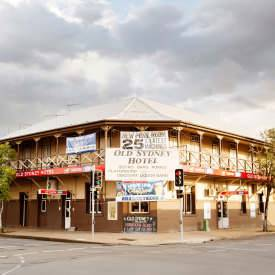Old Sydney Hotel - Accommodation Port Macquarie