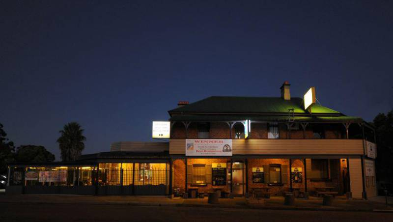 Bushrangers Bar  Brasserie - Accommodation Port Macquarie
