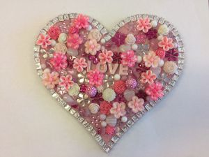 Flowers and Bling Mosaic Class for Kids - Accommodation Port Macquarie
