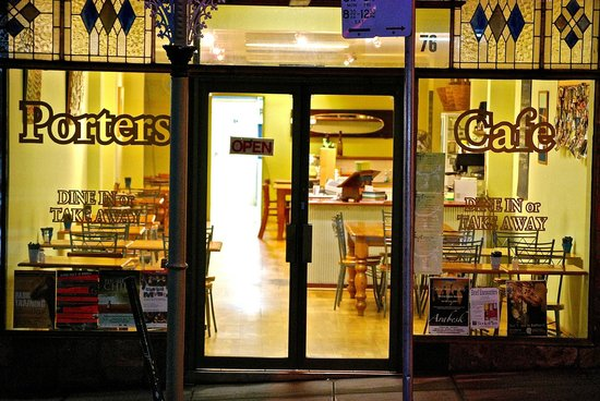 Porters Cafe - Accommodation Port Macquarie