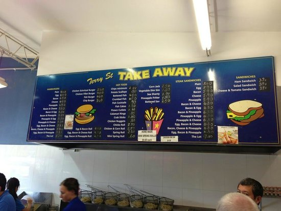 Terry Street Take Away - Accommodation Port Macquarie