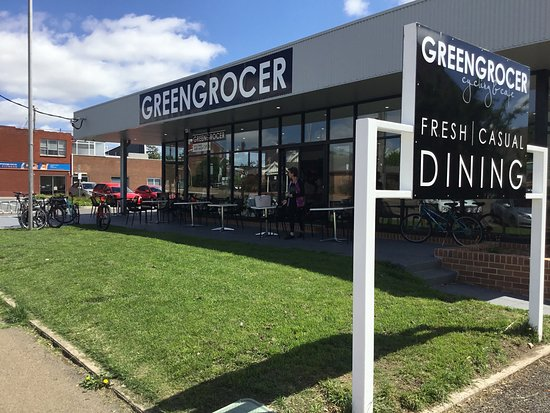 Greengrocer Cafe - Accommodation Port Macquarie