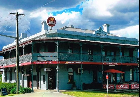 The Oriental Hotel Tumut - Accommodation Port Macquarie