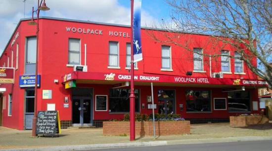 Woolpack Hotel Tumut - Accommodation Port Macquarie