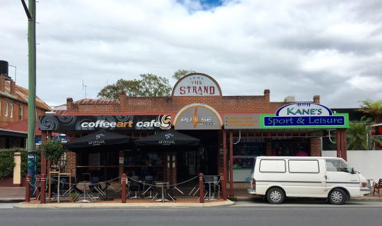 Coffeeart Cafe - Accommodation Port Macquarie
