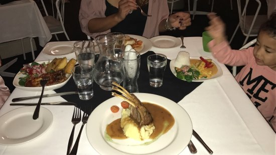 The Manse Restaurant - Accommodation Port Macquarie