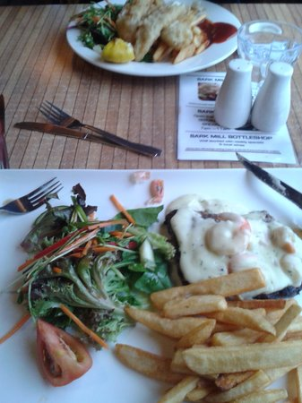The Bark Mill Tavern  Bakery - Accommodation Port Macquarie