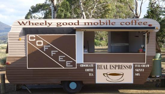 Wheel Good Mobile Coffee - Accommodation Port Macquarie